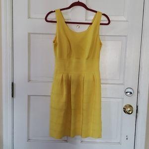 Sunshine Yellow NY&Co. Stretch Top, BubbleDress